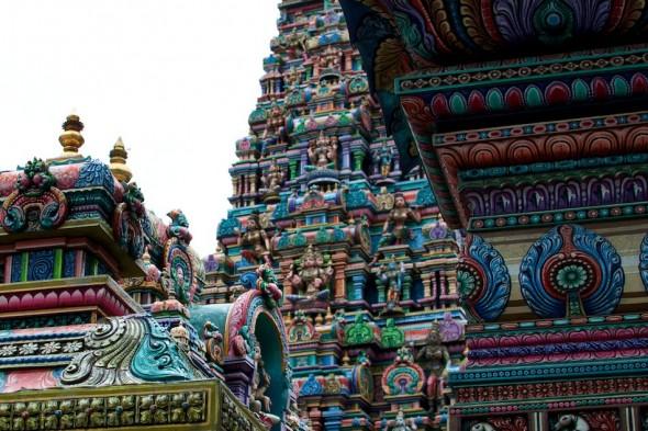 thailändska tempel i stockholm